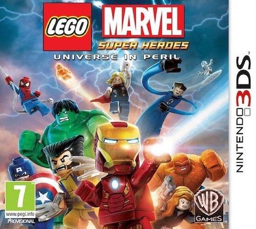 [coolshop] Lego Marvel Super Heroes - Nintendo 3DS für 9,95 EUR