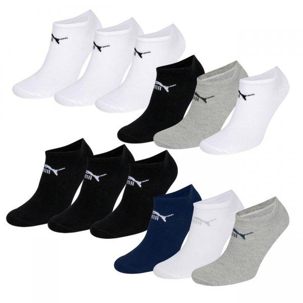 15er Pack PUMA Sneaker/Quarter Socken für 25,50€ bei mybodywear
