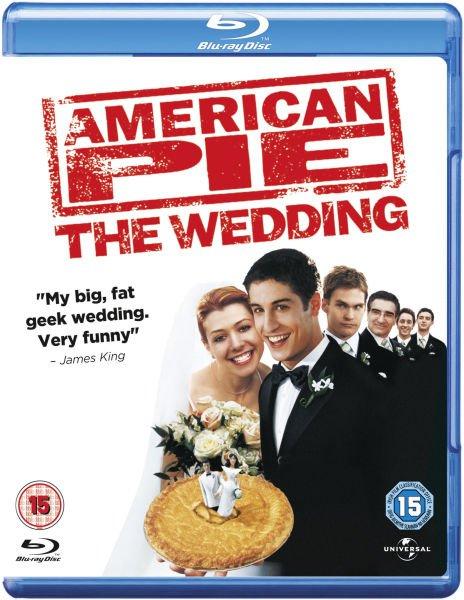 Blu-ray - American Pie 3: Jetzt wird geheiratet (The Wedding) ab €3,46 [@Zavvi.de]
