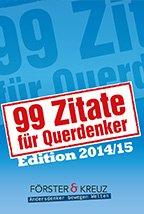"""""""99 Zitate für Querdenker"""" von Förster & Kreuz zum kostenlosen PDF-Download"""