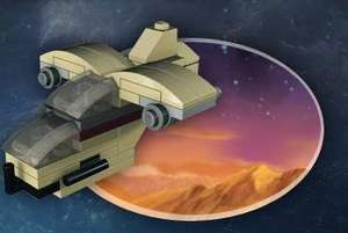 LEGO Wookie Gunship Kostenlos bei ToysRus Filialen (am 02.05.2015)