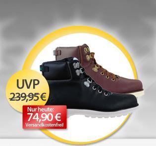 ADIDAS Boots Summit Ransom Originals in schwarz und mahagony @ MeinPaket.de für nur 74,90€ versandkostenfrei