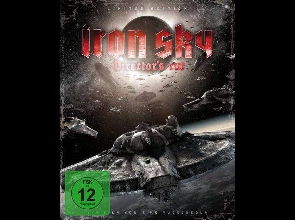[Blu-ray] Iron Sky - Director´s Cut (Steelbook) für 7,99€ @Media Markt