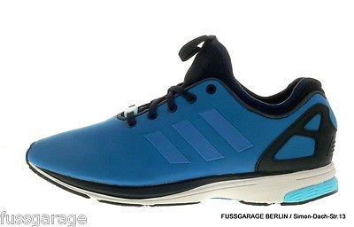 Adidas zx flux Blau