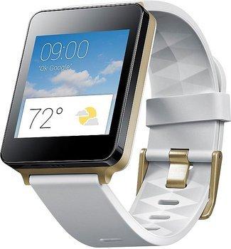 [Mediamarkt] Abverkauf LG G Watch champagne white