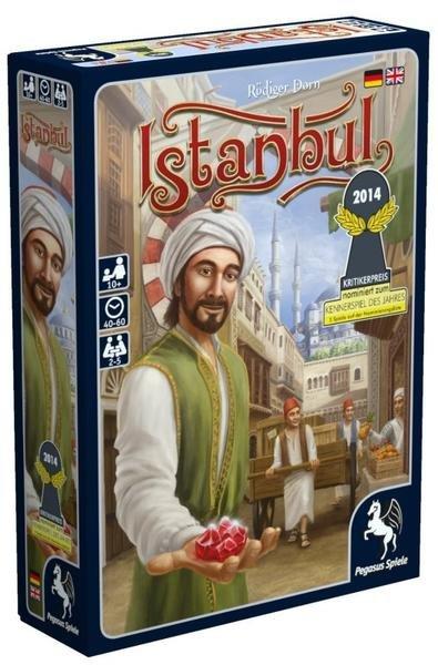 [Brettspiele] Istanbul, Rokoko, Concept, Splendor für je 16,08€ (uvm) bei thalia.de mit 20% NK-Gutschein