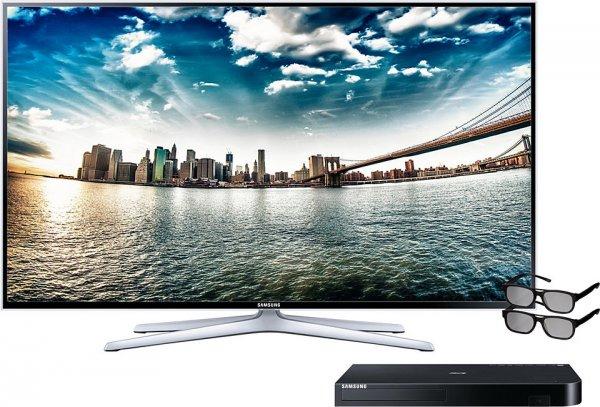 """[Saturn Heidelberg] Samsung UE50H6470 50"""" 3D TV für 525 Euro"""