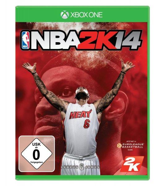 Saturn.de: NBA 2k14 (One) für 9,99 Euro, Nintendo Land (Wii U) für 9,99 Euro uvm.