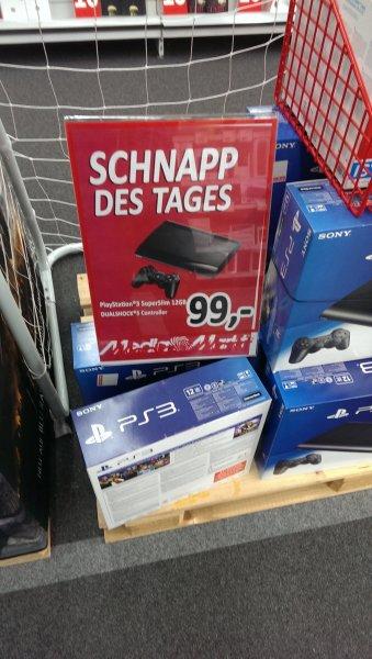 (Lokal MM Dorsten) Ps3 Superslim mit 12GB für 99 Euro