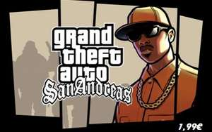 Grand Theft Auto San Andreas Steam (PC)