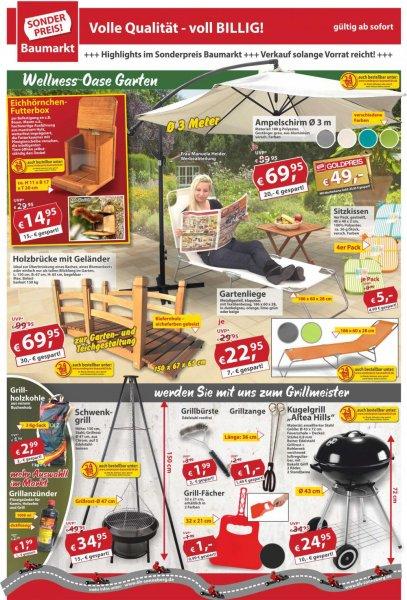 sonderpreis-baumarkt: Grillbürste Edelstahl rostfrei für 1,99 € statt 3,99 €