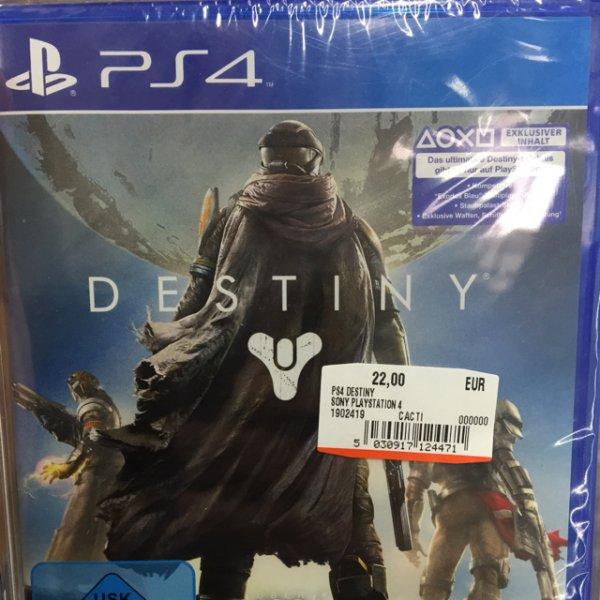 PS4 Destiny - [MM Köln Marsdorf - lokal?]