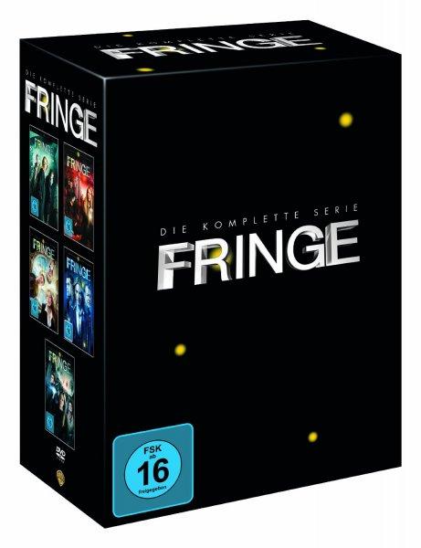 [DVD] Fringe - Die komplette Serie (29 Discs) bei Amazon.de ink. Versand