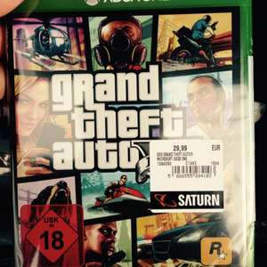 GTA V Lokal Berlin Saturn