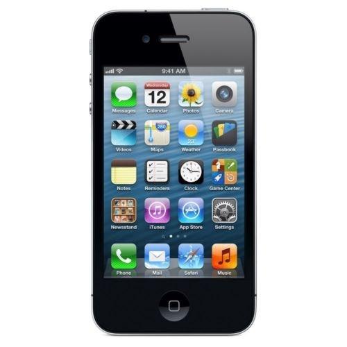 Apple iPhone 4 - 16GB Schwarz (Ohne Simlock) für 169 @ ebay.de