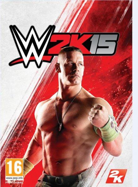 WWE 2k15 steam PC