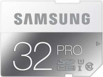 [Mediamarkt] Abverkauf SAMSUNG 32 GB SDHC Class 10 PRO