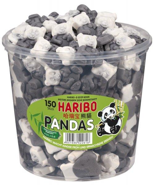 Pandas von HARIBO, 3er Pack je 1.05 kg ( 450 Stück), versandkostenfrei bei @Amazon de