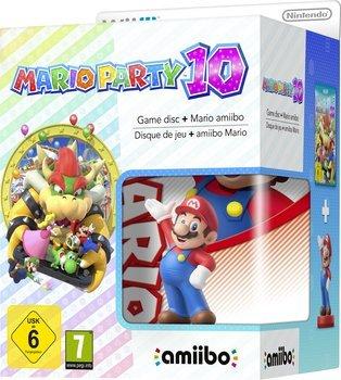 Mario Party 10 mit Mario amiibo WiiU @Saturn Online 28€