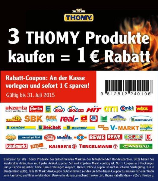 Kaufland Delmenhorst Thomy Senf für 0,71€