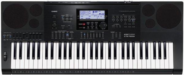 CASIO CTK 7200 Keyboard @MediaMarkt
