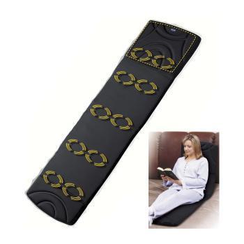Zum Relaxen - aufrollbare Scholl Massagematte DR8685E nutzbar auf Stuhl, Sofa und Bett für 42,90€