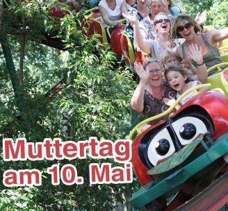 [lokal] Freier Eintritt für alle Mamis und Omis am Muttertag (10.Mai) in den Safaripark Stukenbrock