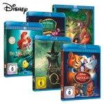 Real: Disney Blu-rays für 6,66€ bei Kauf ab 3 Stück