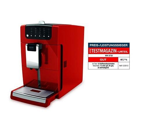 WIK Kaffeevollautomat CAM 58 rot (9758R) für 269,10 mit Gutschein PLUS-PERSONAL-0415