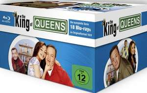 (Amazon.de) The King of Queens HD Superbox Blu-ray 79,99€