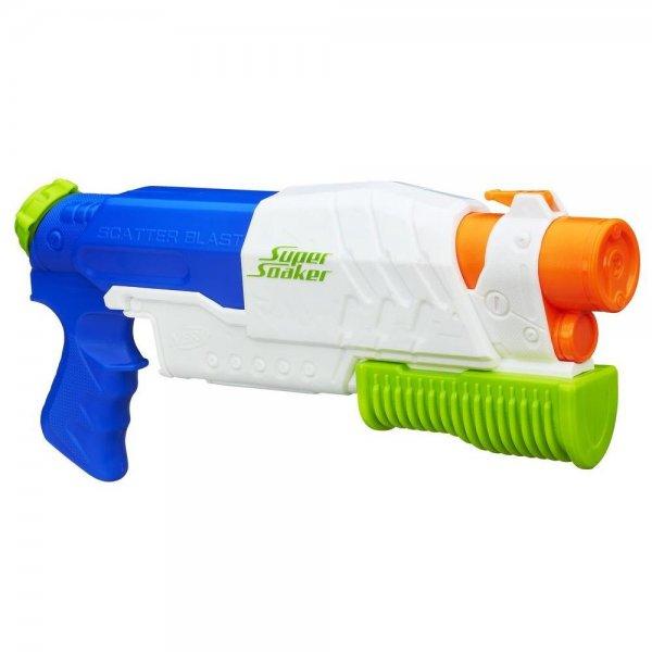 Hasbro NERF Super Soaker Scatter Blast, eine tolle Wasserpistole für 9,99 Euro bei @Penny (07.05.15 bis 09.05.15)