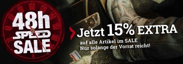 15% Extra auf Sale @EMP - 6,66 € Gutschein mit 50€ MBW + 10% Qipu