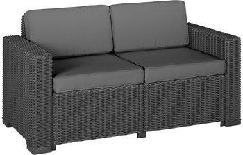 Allibert California Loungesofa 2-Sitzer (Polyrattan), 178,95 EUR @ hornbach
