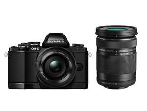 Olympus OM-D E-M10 Kit 14-42 mm EZ + 40-150 mm für 699€ @Amazon.de