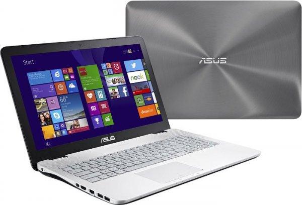 ASUS N551JK-CN125H - i7-Quad, GeForce GTX 850M, 16GB RAM, 256GB SSD, Blu-ray, 15,6 Zoll Full-HD matt, Win 8.1 - 1.199,90€ bei Notebooksbilliger