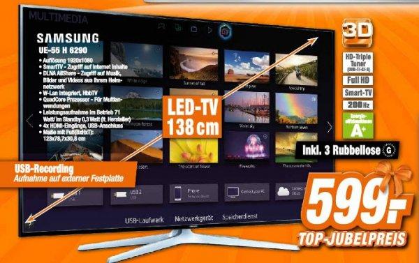 Expert 15 Jahre Angebote u.a. Samsung UE-55 H 6290 599€