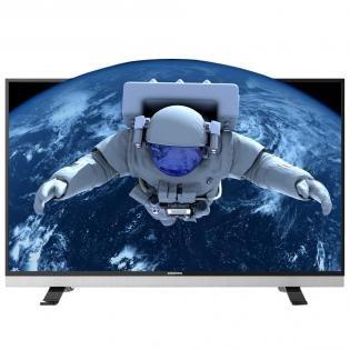 Grundig 55 VLX 881 BL (3D-LED-TV, UHD, DVB-T/-C/-S, 400 Hz) für 699€ @Redcoon.de