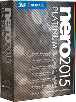 """Nero AG Brennprogramm """"Nero 2015 Platinum"""" (Vollversion) für 49,90€ @ ZackZack"""