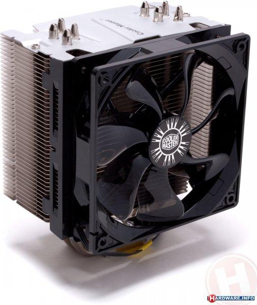 """Cooler Master CPU-Kühler mit Lüfter """"Hyper 412S"""" für 22,94 €, @ZackZAck"""