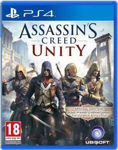 Assassin's Creed: Unity - Special Edition @Zavvi.de für 39,45€ bzw. 35,51€ für Neukunden