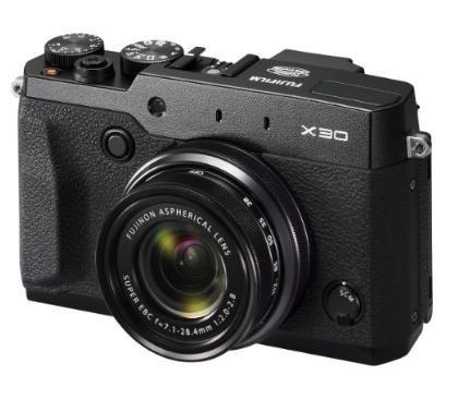 50 Euro off Fujifilm X30 Digitalkamera (12 Megapixel, 4x opt. Zoom, HDMI, USB 2.0)