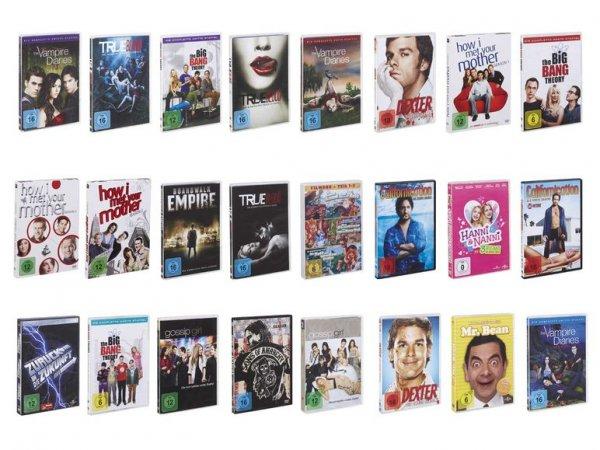 Ausgesuchte Serien bei LIDL für 8,88 Euro!