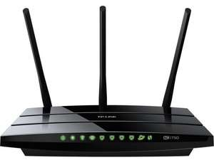 [Amazon] TP-LINK Archer C7 AC1750 WLAN Dual Band Gigabit Router