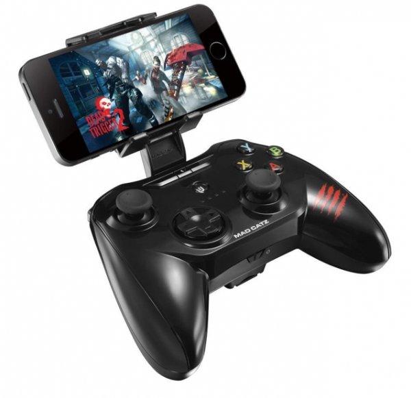 Mad Catz C.T.R.L.i Mobile Gamepad Controller für iOS Geräte