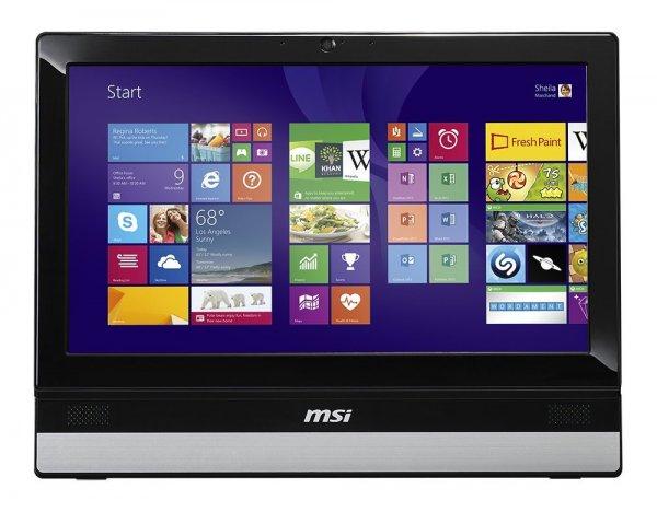 """MSI Adora22 2M-S341M4G50SXANX für 499€ - 21,5"""" All-in-One PC"""