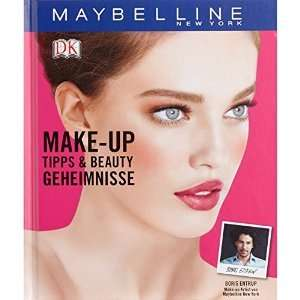 Gratis Maybelline New York Make-Up Buch beim Kauf von Maybelline Produkten im Wert von 10€ @Amazon.de