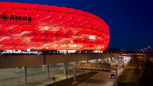 Heute -  Kostenloser Bus-Shuttle vor Dortmund-Spiel zu Allianz Arena