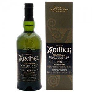 Laphroaig 10 und weitere Whiskys [Delinero]