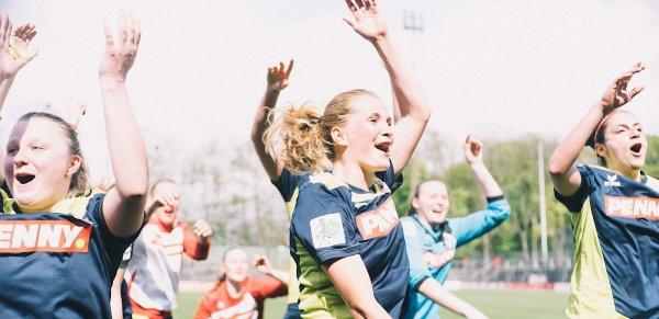 Frauenfußball 1.FC Köln - FC Bayern München II  25.5.2015  um 14 Uhr - Karten für 1 € im FC Köln Fanshop