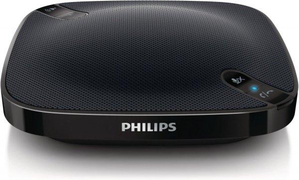 [Dealclub] Philips AECS7000E/00 WeCall Bluetooth Konferenzlautsprecher schwarz für 79,95€ Versandkostenfrei